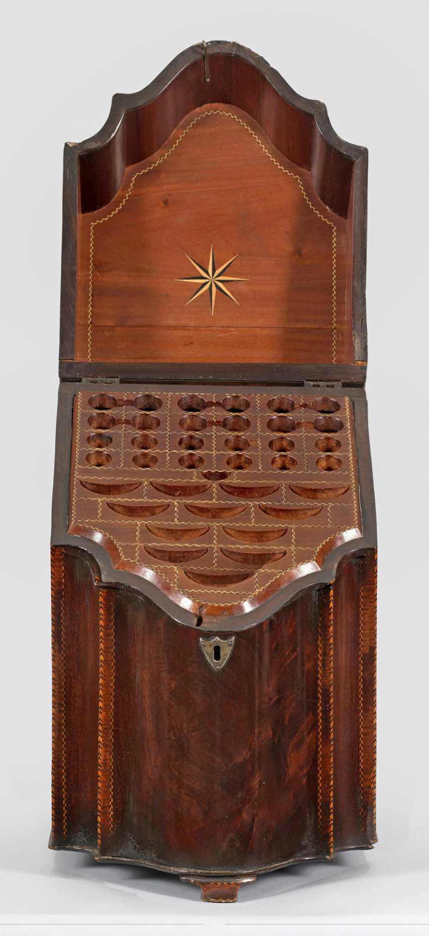 Sheraton Flatware Box - photo 1