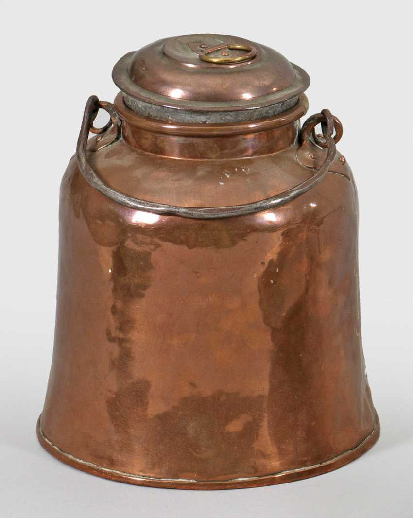 Baroque Lidded Pot - photo 1