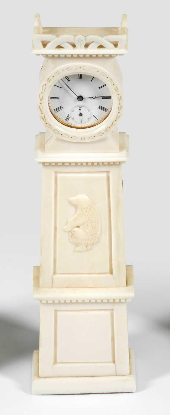Miniature Longcase Clock - photo 1
