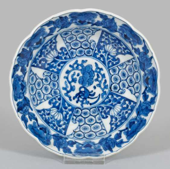 Blue And White Bowl - photo 1