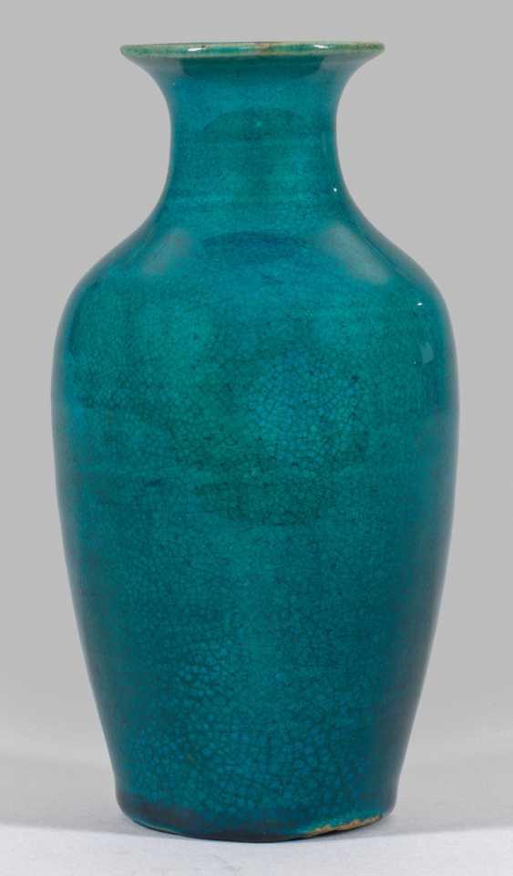 Kleine Shiwan-Keramikvase - photo 1