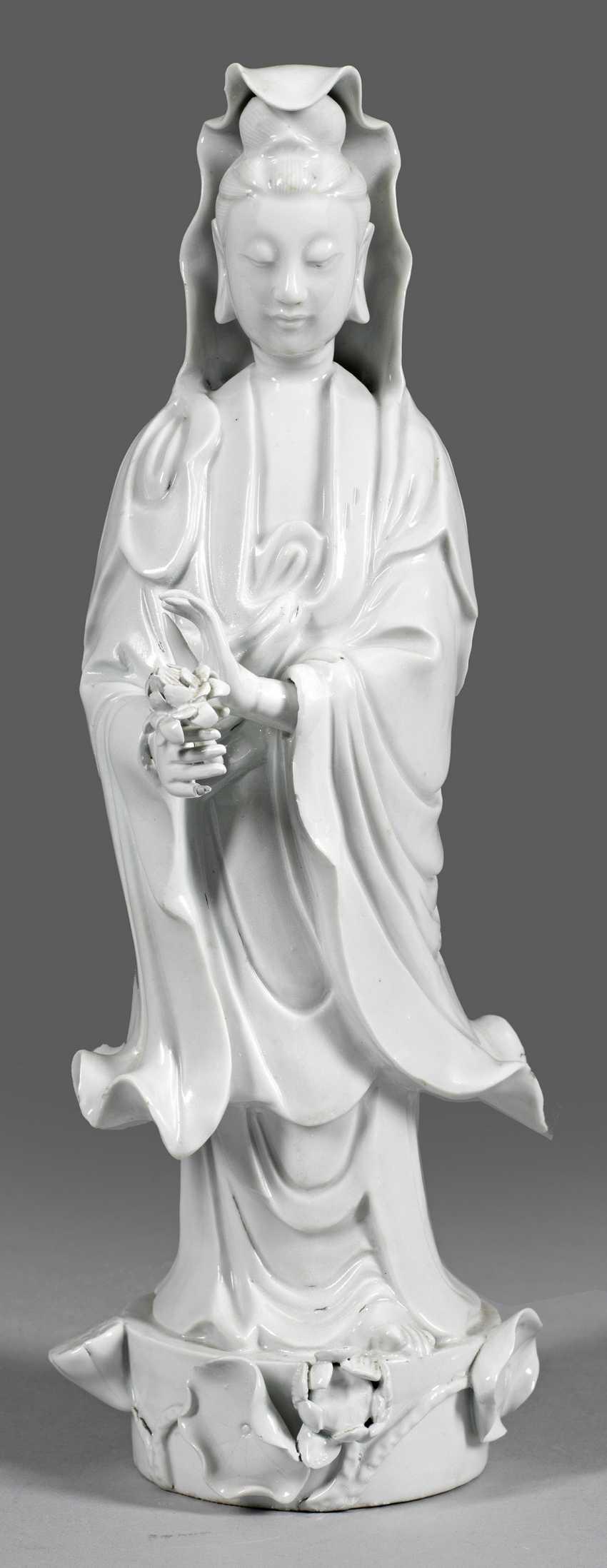 Guanyin-Figur - photo 1