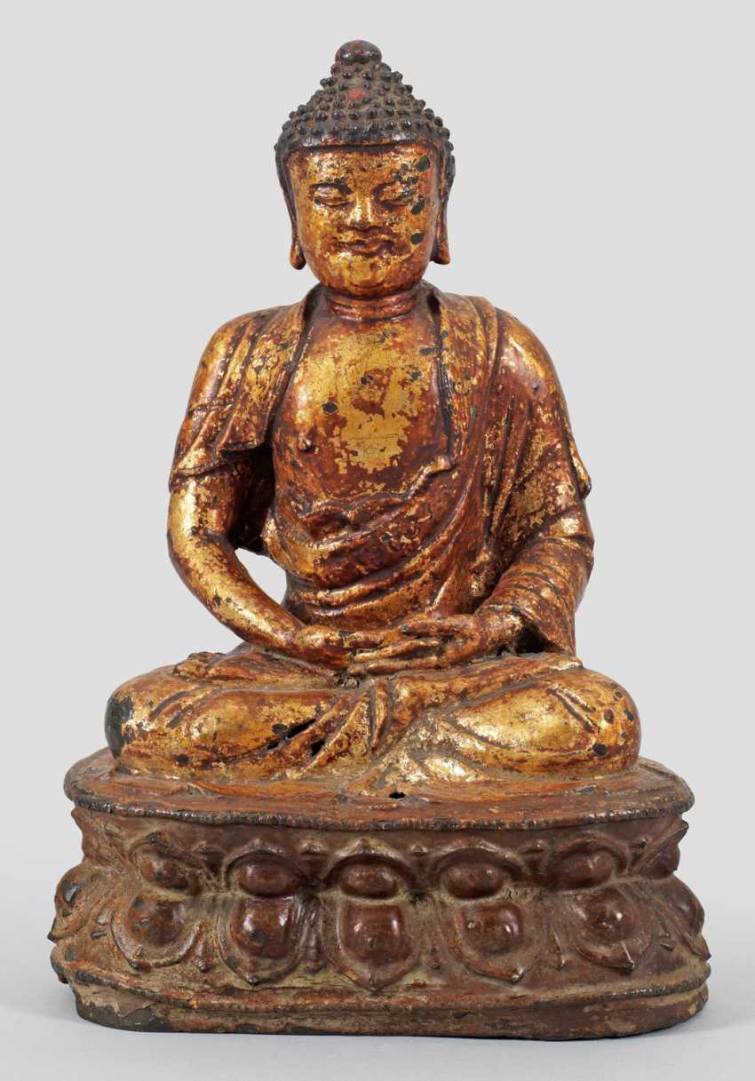 Buddha-Shakyamuni - photo 1