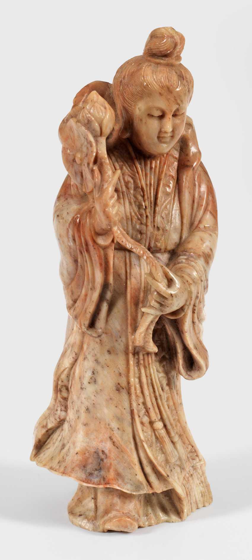 Soapstone carving - photo 1