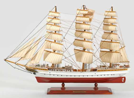 "Model-Sailing-Ship ""School Ship Germany"" - photo 1"