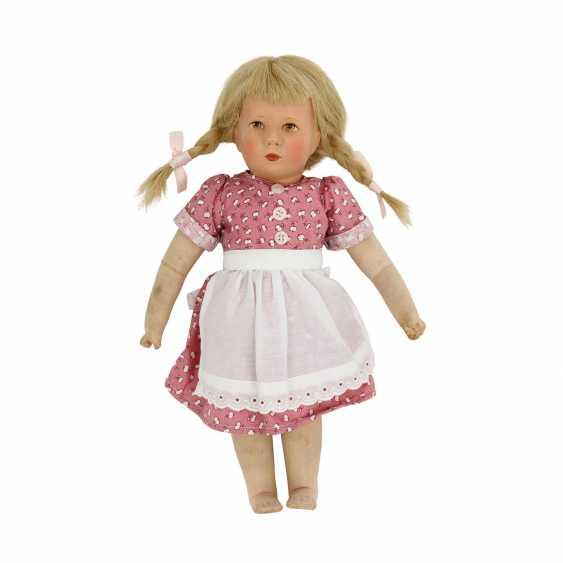 KÄTHE KRUSE doll IX, mid 20's. Century, - photo 1