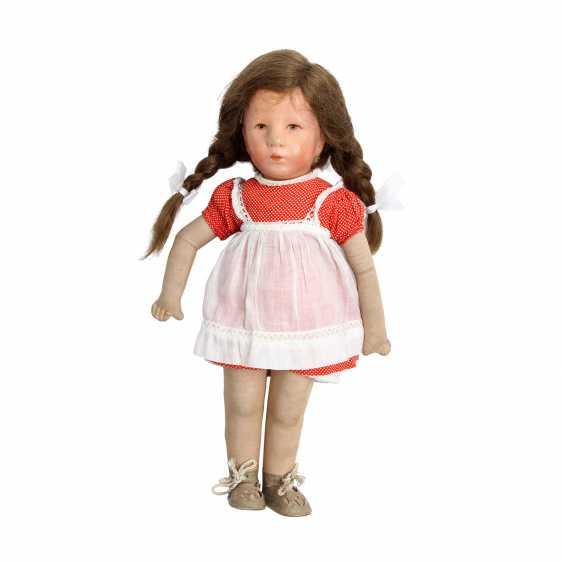 KÄTHE KRUSE doll IX, 1953, - photo 1