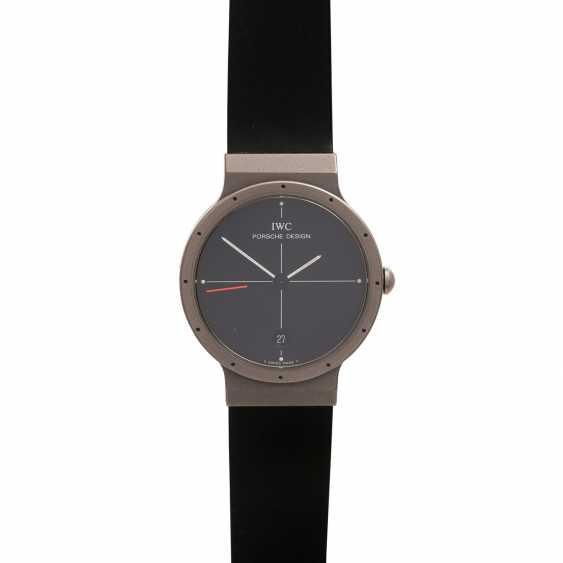 IWC Porsche Design Ultra Sportivo watch, Ref. 3330, CA. 1990s. Titanium Housing. - photo 1