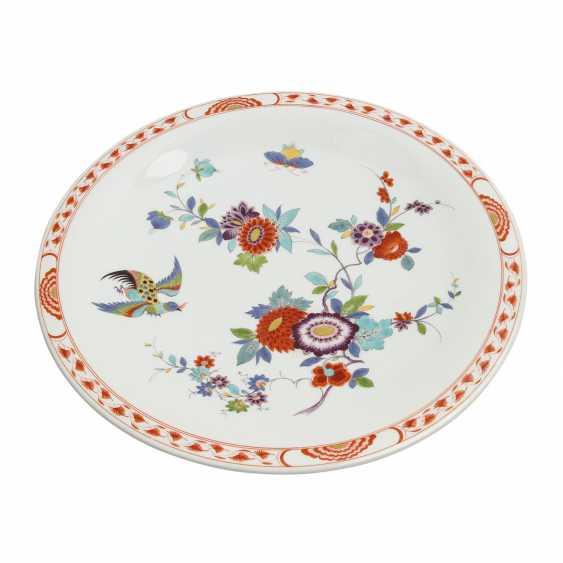 Round plate, 20 MEISSEN. Century - photo 1