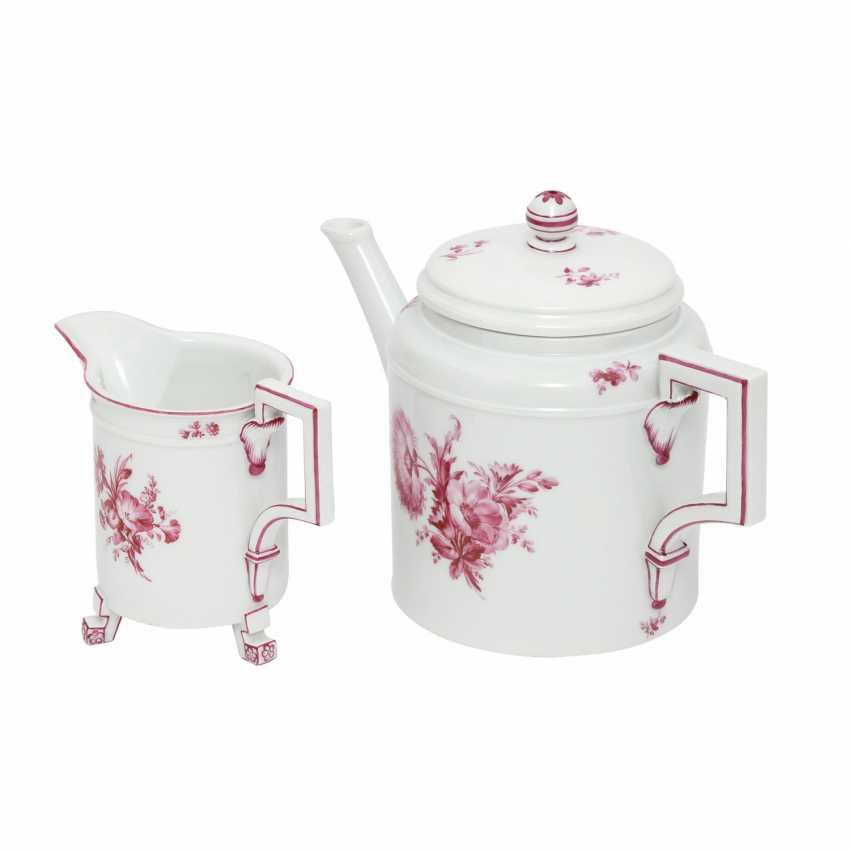 KPM BERLIN classicism-jug and cream jug, around 1800 - photo 1