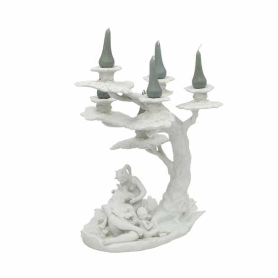 "ROSENTHAL chandelier sculpture ""summer night's dream"", 20. Century - photo 1"