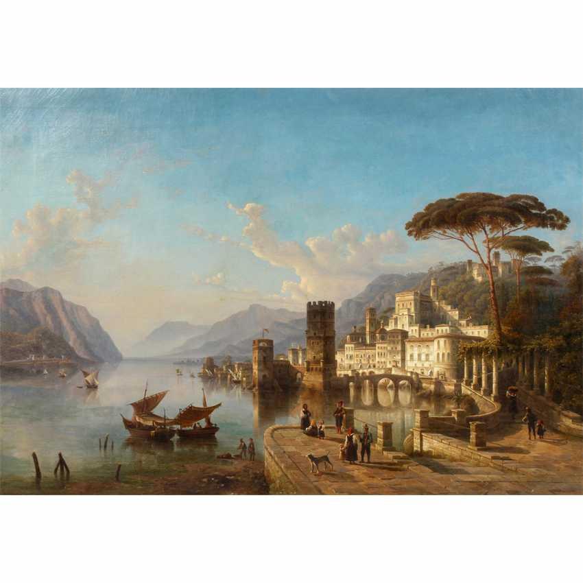 JÄCKEL, HEINRICH ( HENRY; painter 19. Century ) - photo 1