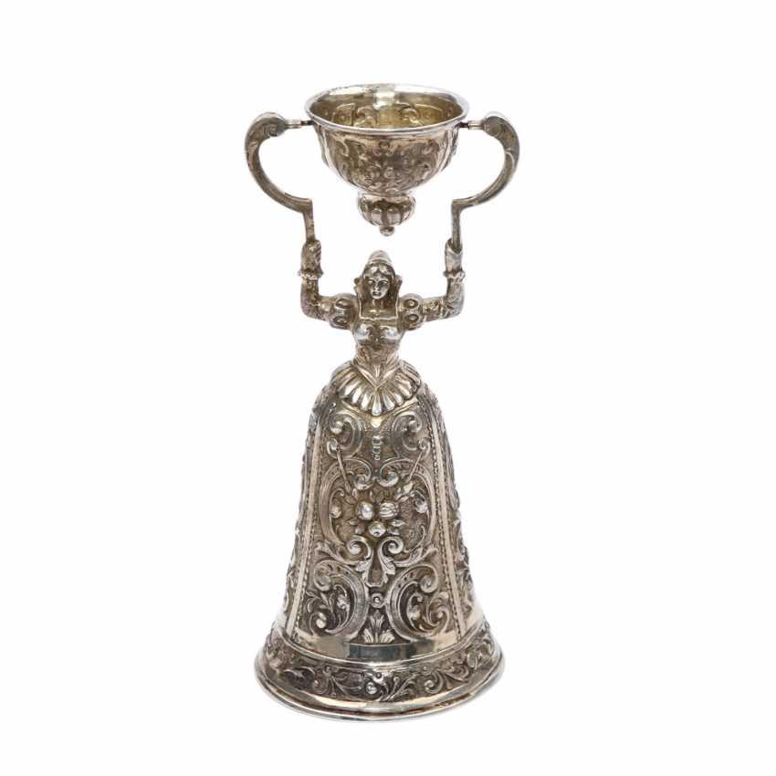 GERMAN wedding Cup, 20. Century - photo 1