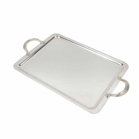 CHRISTOFLE serving tray, 20. Century - photo 1