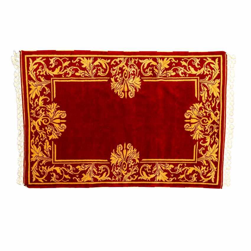 Carpet in the Versace style. TURKEY, 21. Century, 225x174 cm - photo 1