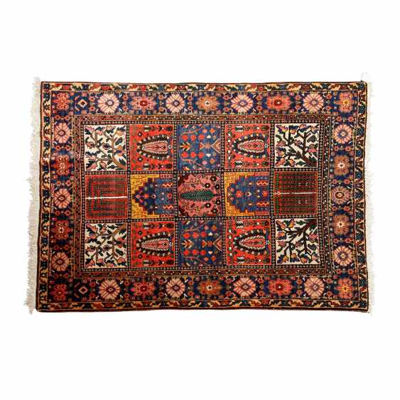Orient carpet. BACHTIARI/PERSIA, 20. Century, approximately 200x160 cm. - photo 1