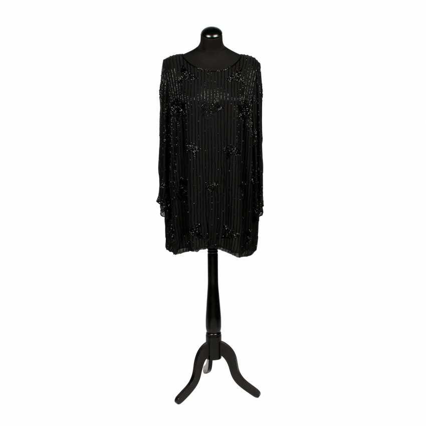 MARINA RINALDI tunic mini dress from the private collection of Doris Haug, 1980s - photo 1