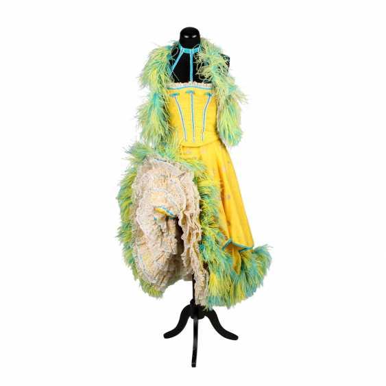 LES DORISS GIRLS and CanCan corset dress, 1960s-1970s. - photo 1