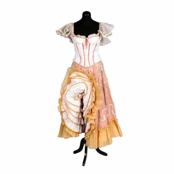 LES DORISS GIRLS and CanCan corset dress, 1960s-1970s - photo 1