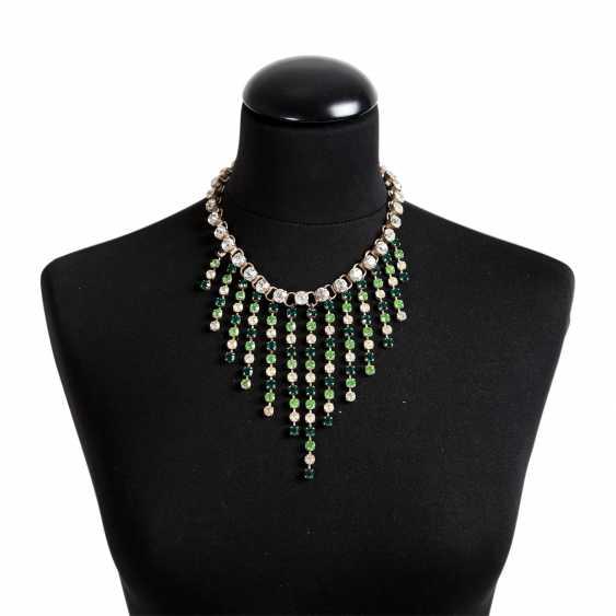 LES DORISS GIRLS necklace 20. Century - photo 1