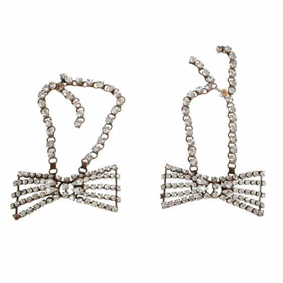 LES DORISS GIRLS, vintage necklaces, 20. Century - photo 1