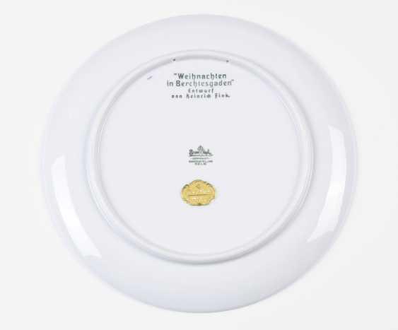 24 Christmas Plate, Rosenthal - photo 7