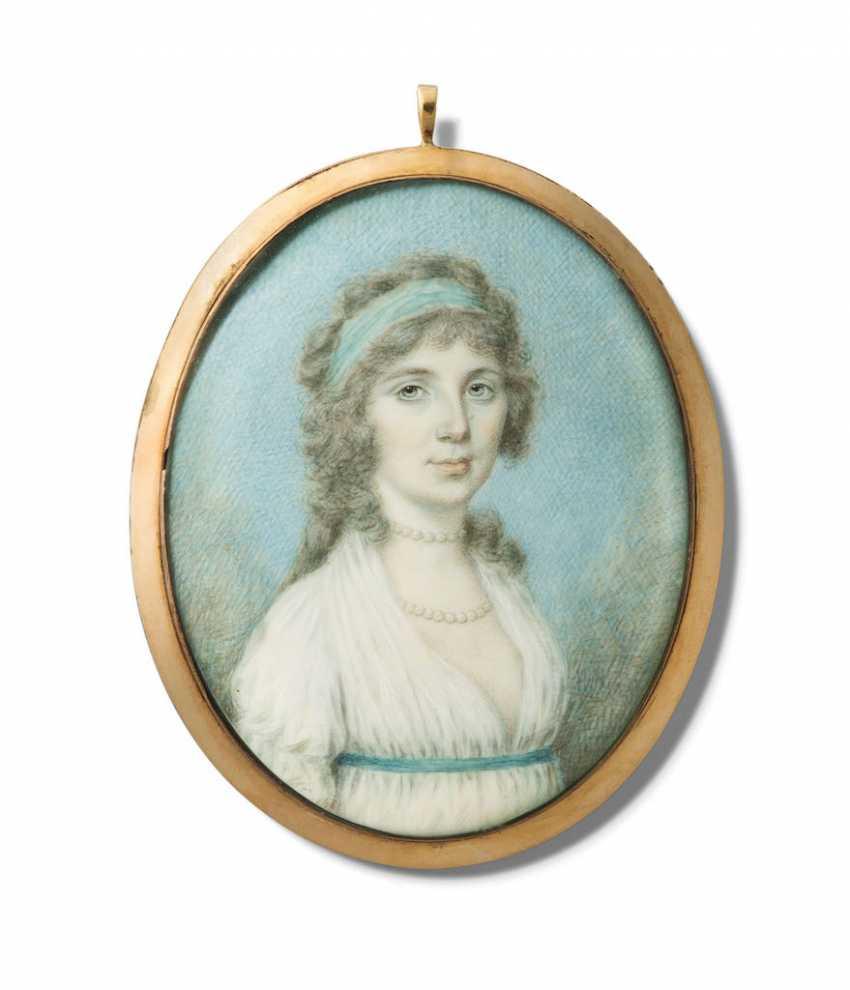 Portrait of a lady - photo 1