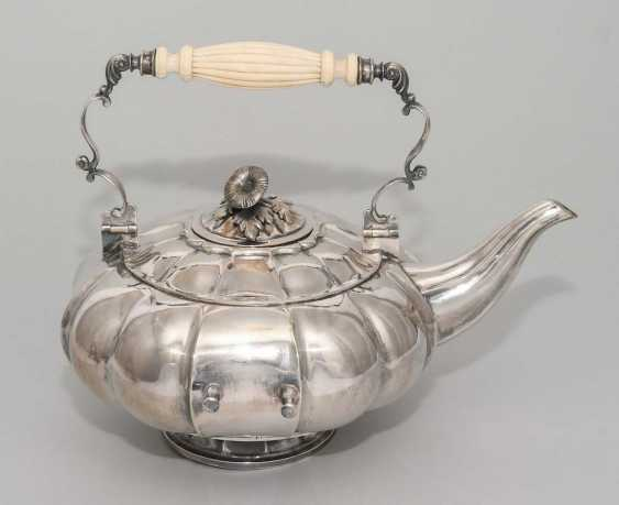 Teapot on a chafing dish - photo 2