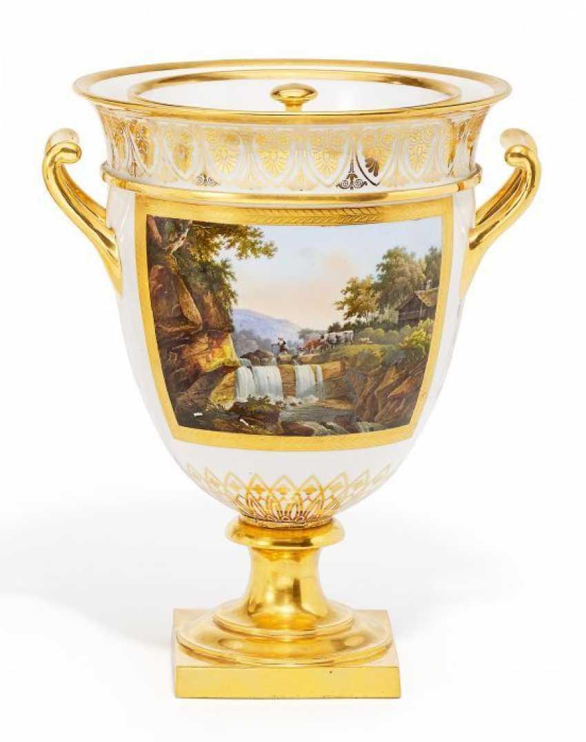 Three-piece EISGEFÄß. Sèvres. 1824-1830. - photo 1