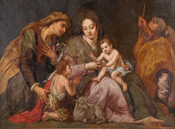 VENETIAN SCHOOL painters of the early 17th century. Century - photo 1