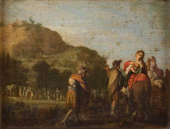 JOHANN HEINRICH SCHÖNFELD (ATTR.) 1609 Biberach - 1684 Augsburg - photo 1