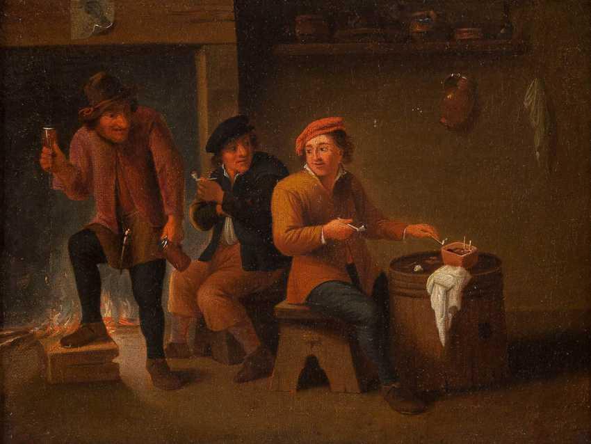 ADRIAEN VAN OSTADE (SUCCESSOR) 1610 Haarlem - 1685, Ibid. - photo 1