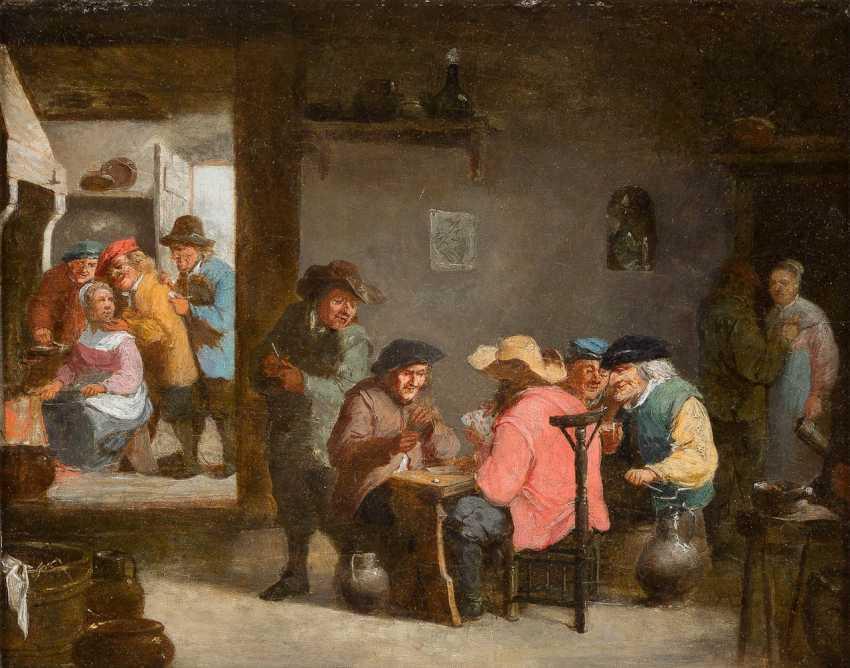 ADRIAEN BROUWER (NACHFOLGE) 1605, Oudenaarde - 1638 Antwerp - photo 1