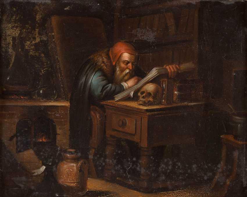 JOHANN HEINRICH STOBWASSER (RADIUS) 1740 Lobenstein - 1829 Braunschweig - photo 1