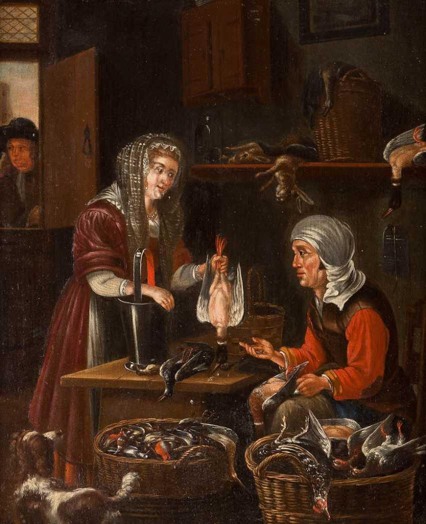 DUTCH MASTER, Active around 1700 - photo 1