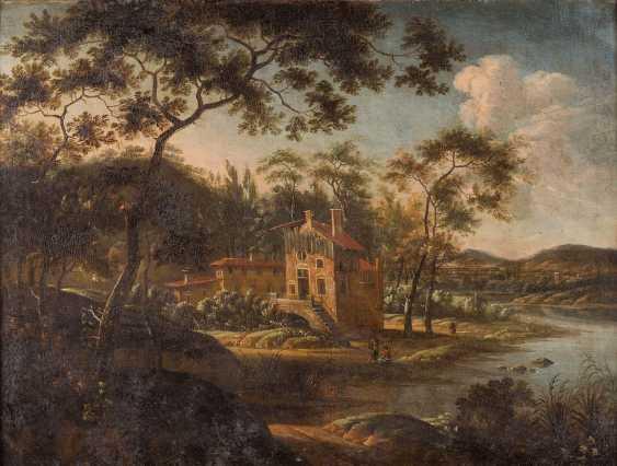 GIOVANNI BATTISTA CIMAROLI (ATTR.) C. 1687 Salò (Lake Garda) - C. 1753 Venedig (?) - photo 1