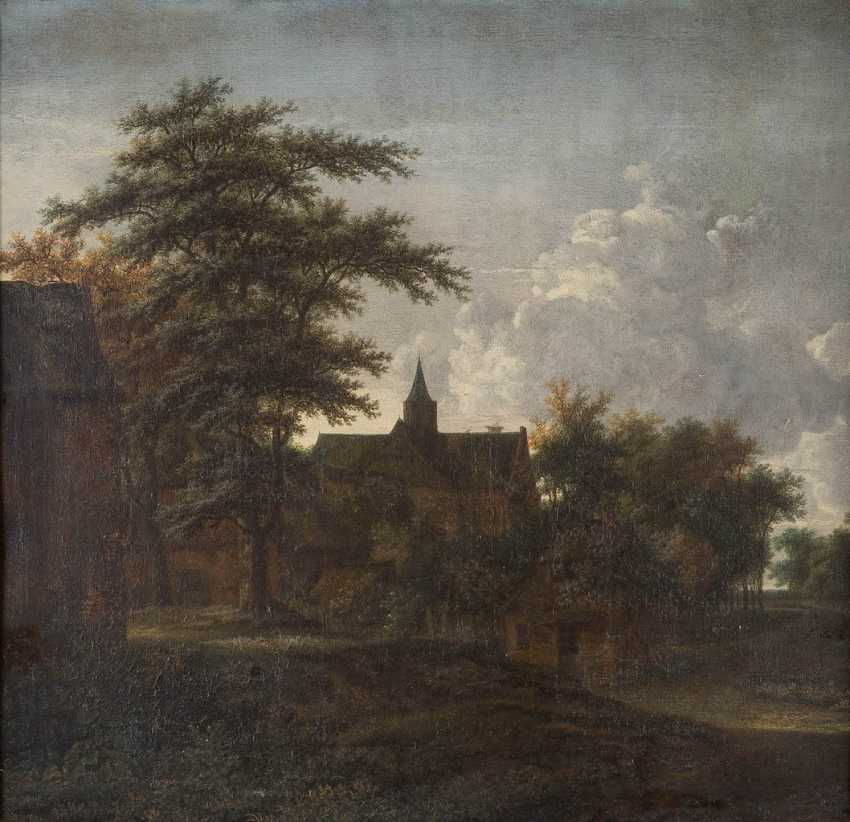 JACOB ISAACKZ VAN RUISDAEL (RADIUS) 1628/29, Haarlem - 1682, Ibid. - photo 1