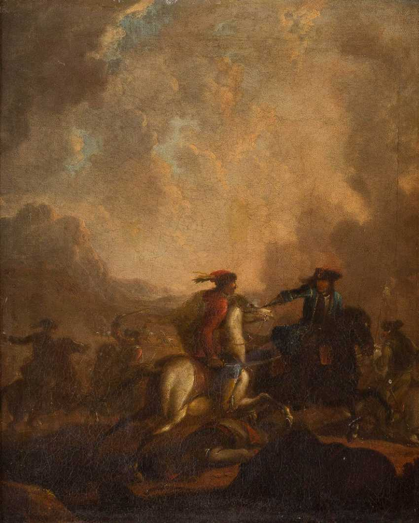 JOHANN GOTTFRIED AUERBACH (RADIUS) 1697 Mühlhausen - 1753 Vienna - photo 1