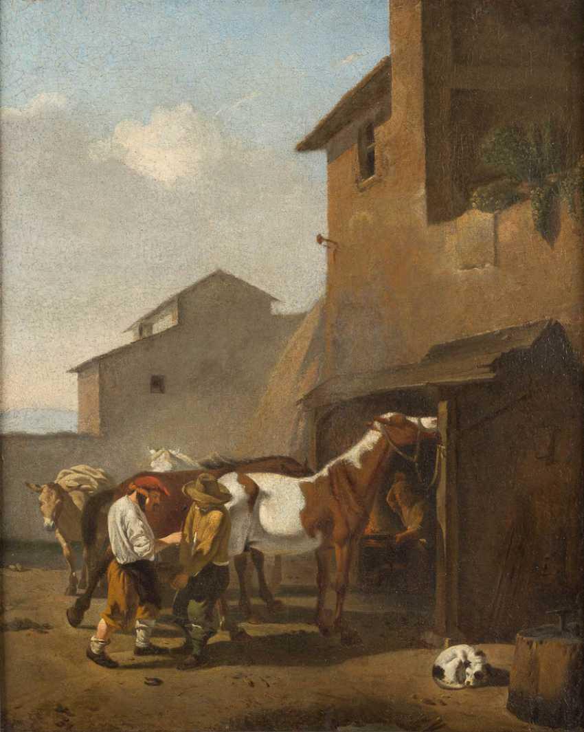 KAREL DUJARDIN (OU MOINS) en 1626, Amsterdam - 1678 à Venise - photo 1