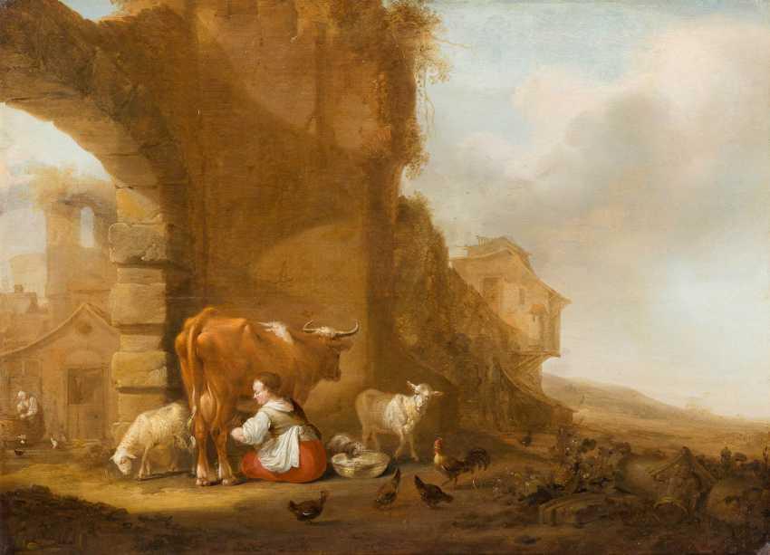 NICOLAES BERCHEM 1620 Haarlem - 1683 Amsterdam - photo 1