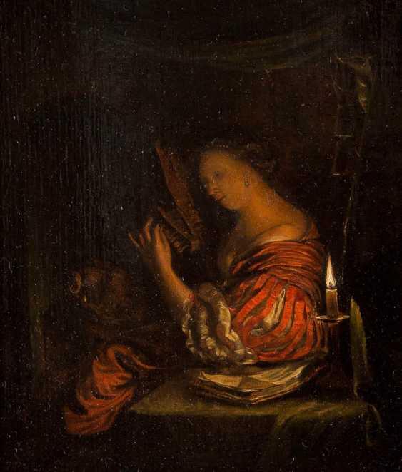 GODFRIED SCHALCKEN (NACHFOLGE) 1643 Made (North-Brabant) / Dordrecht - 1706 The Hague - photo 1