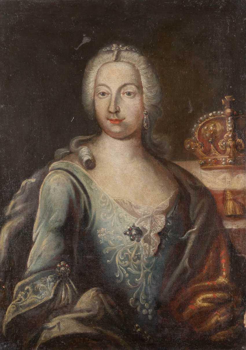 AUSTRIAN PAINTER, Active in the 18th century. Century - photo 1