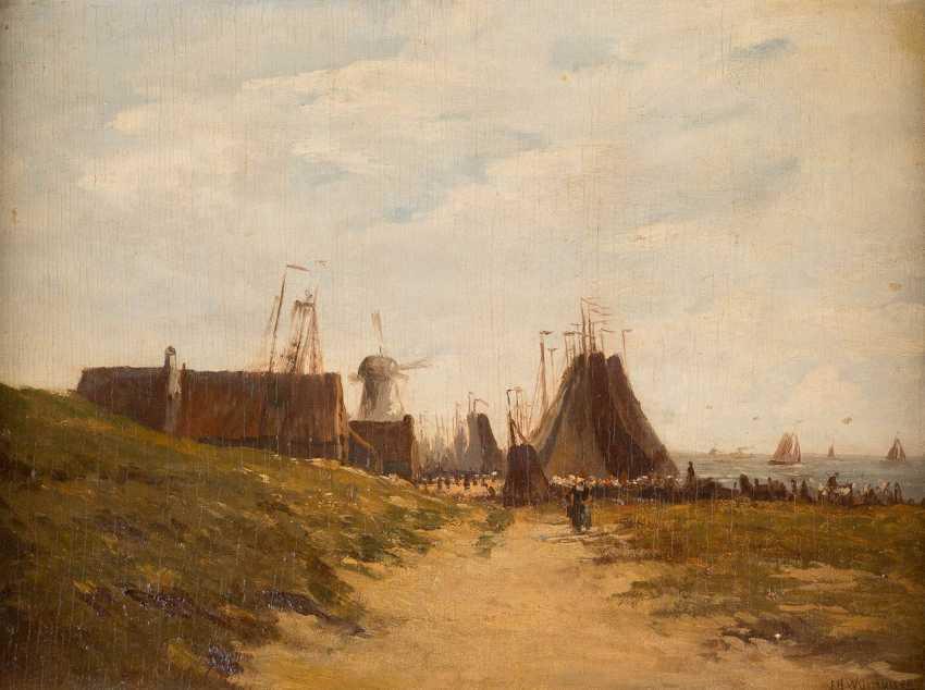 JAN HILLEBRAND WIJSMULLER 1855 Amsterdam - 1925 ibid. - photo 1