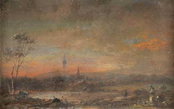South German landscape painter, Active 2. Half of the 19th century. Century - photo 1