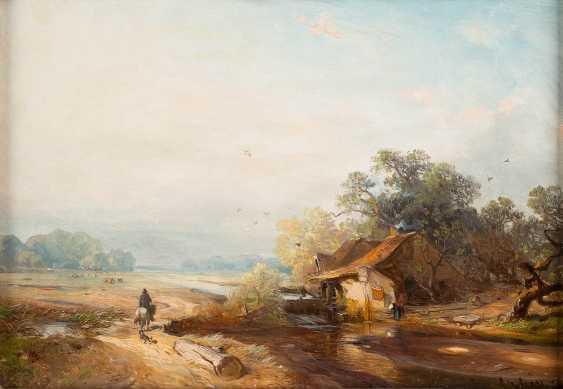 CARL HILGERS 1818 Düsseldorf 1890 ibid. - photo 1