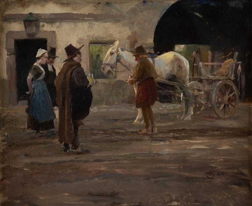 WILHELM SCHREUER 1866 Wesel - 1933 Düsseldorf - photo 1