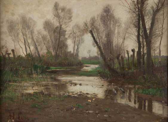 ADOLF LINS, 1856, from Kassel - 1927 Düsseldorf - photo 1