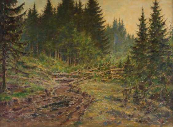 FRITZ KÖHLER in 1887 Moritz mountain - 1972 Düsseldorf - photo 1