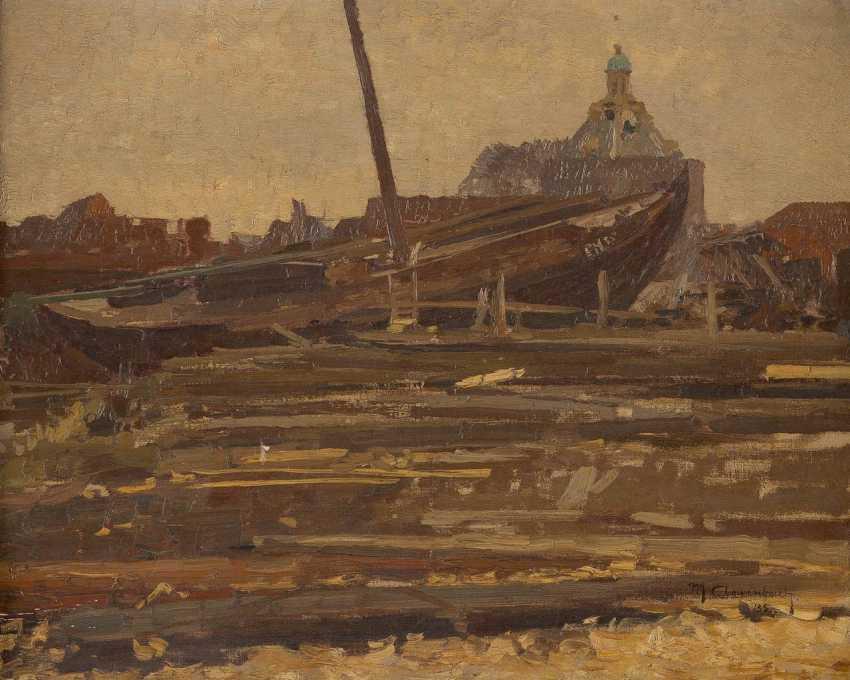 MAX CLARENBACH 1880 Neuss - 1952 Wittlaer - photo 1