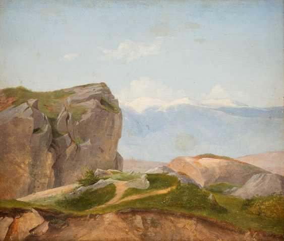 AUGUSTE LOUIS VEILLON (ATTR.) 1834 Bex (Vaud) - 1890 Genf - photo 1